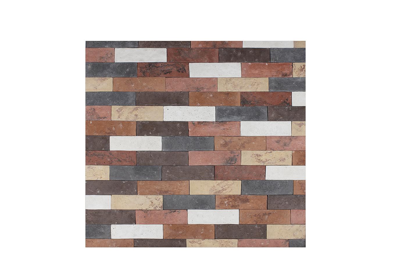 Cladding New Brick Mix Color