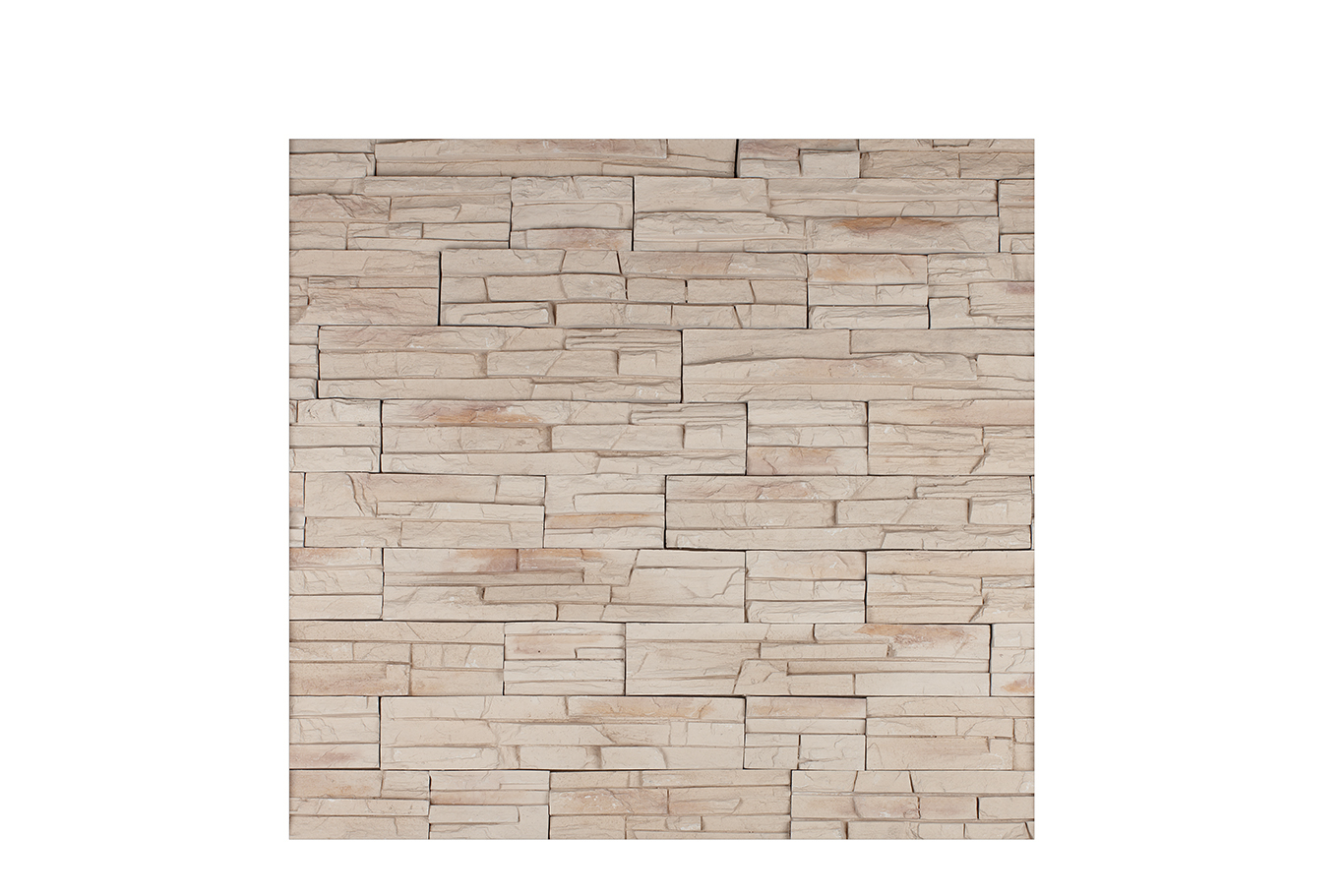 Cladding Ledgestone Hickory